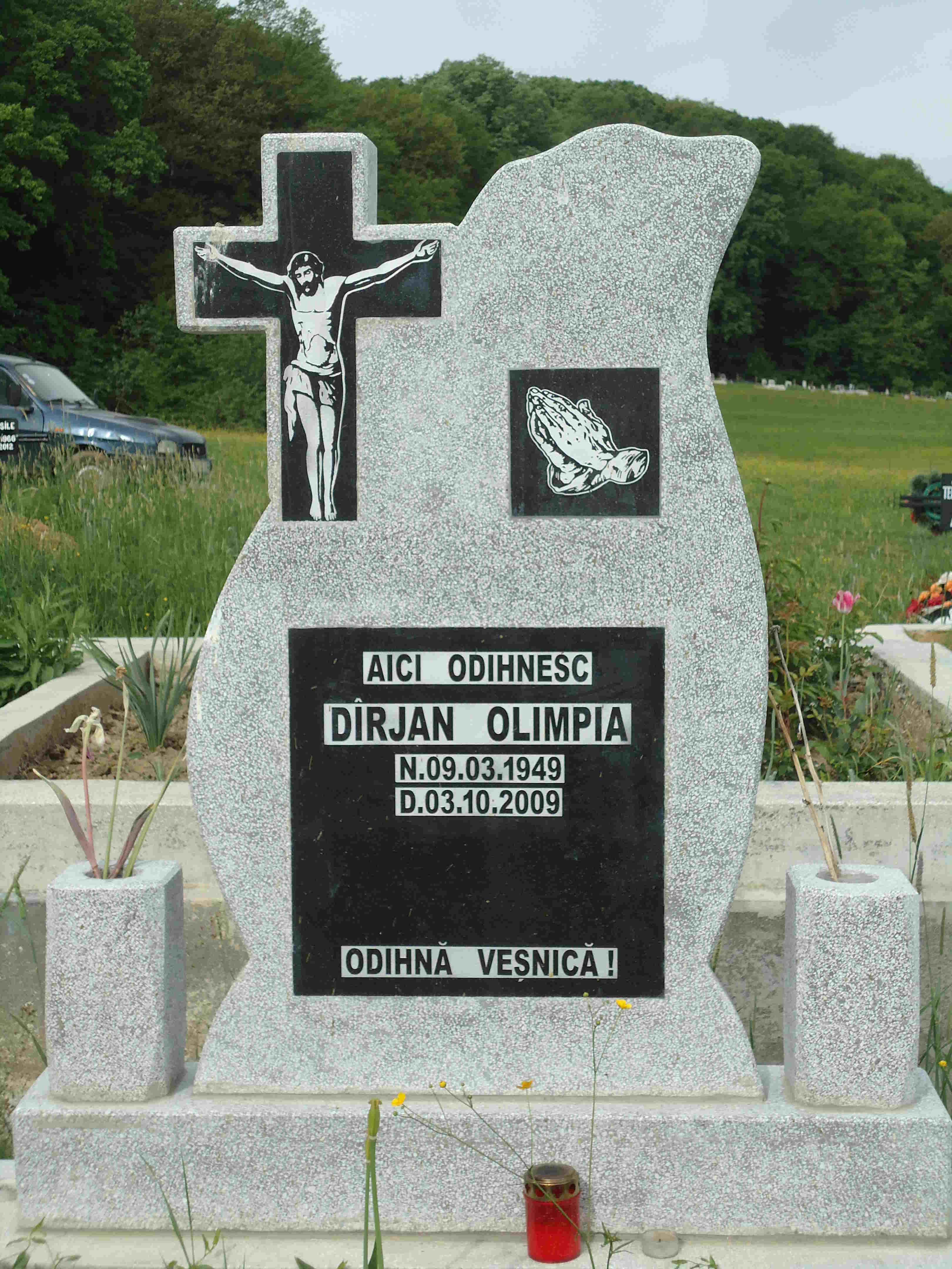 Cruce din Mozaic Model 6