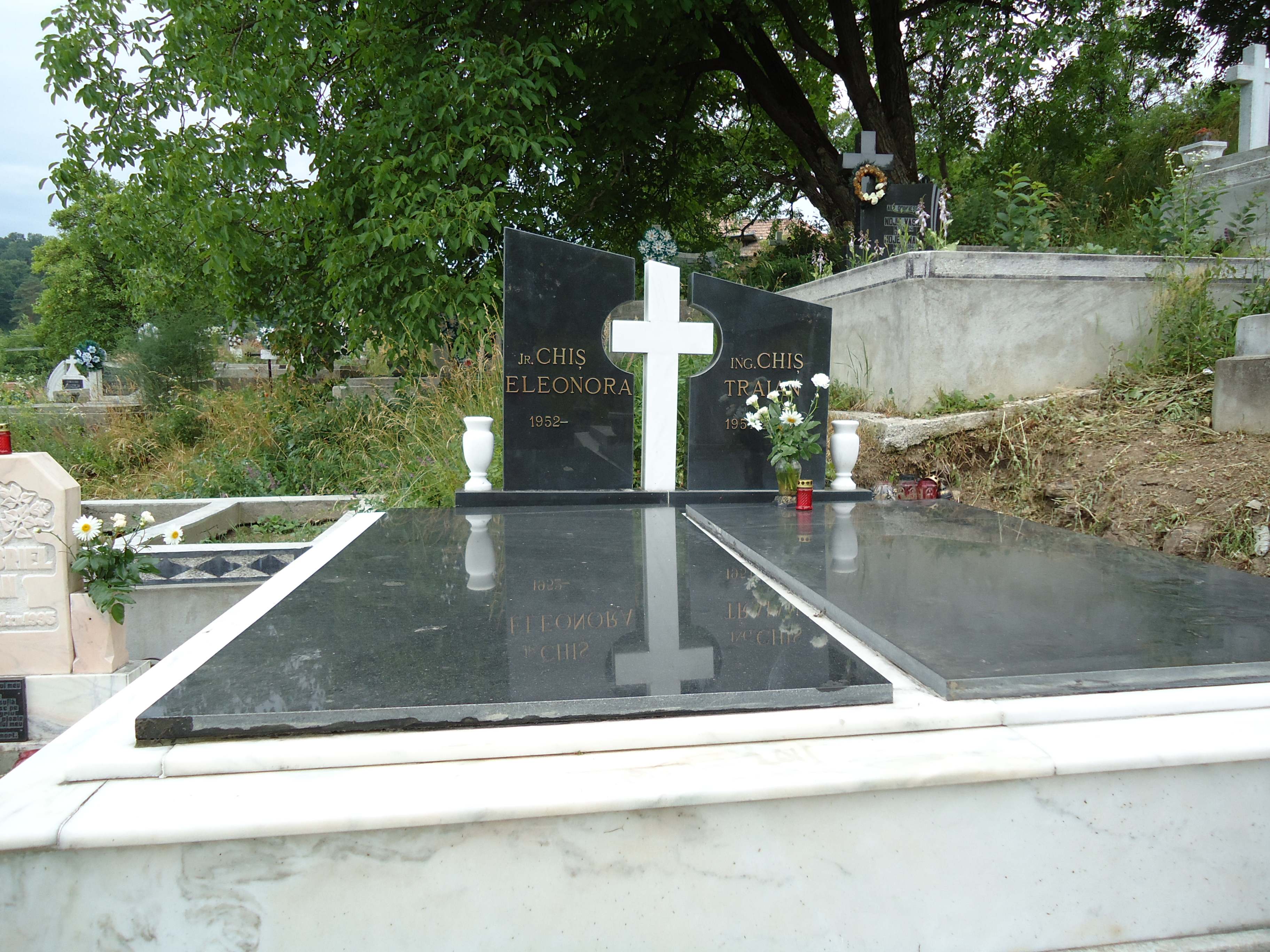 Placare Monument Granit Model 1